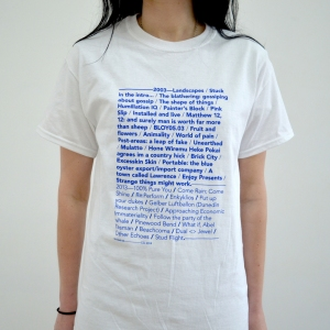 Limited Edition T-Shirt 2003 - 2013