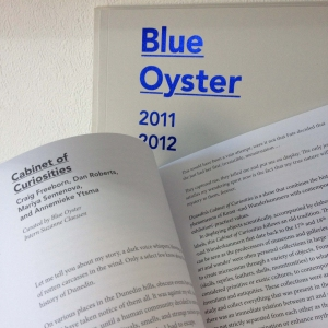 Blue Oyster 2011 & 2012