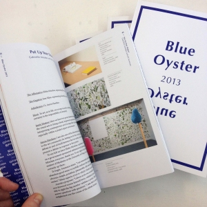 Blue Oyster 2013
