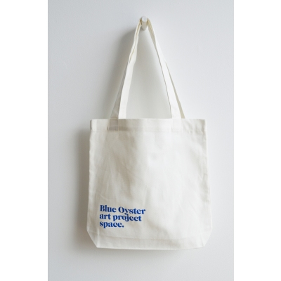 Blue Oyster Tote Bag